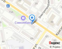 Компания Салон Камня Город Мастеров производственно-монтажная компания на карте города
