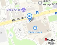 Компания Владимирский пассаж на карте города