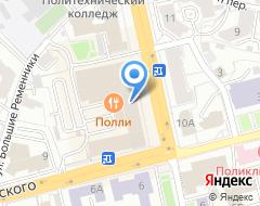 Компания Эксклюзив-Строй на карте города