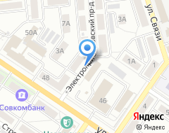 Компания *кадастр проект* на карте города