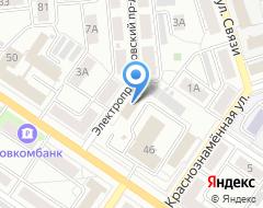 Компания Новосел на карте города
