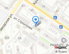 Компания ТрансСтрой на карте города