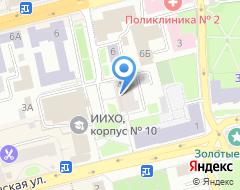 Компания Новое Мосино на карте города