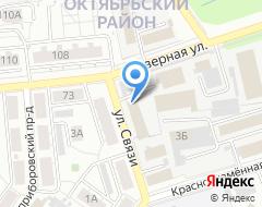 Компания Владимирский трест инженерно-строительных изысканий на карте города