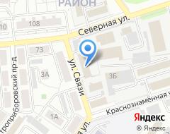 Компания ВладимирСтрой на карте города