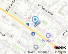 Компания Владстройзаказчик на карте города