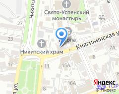 Компания Шишов Максим Борисович на карте города