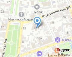 Компания Кабор на карте города