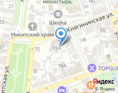 Компания Торком на карте города