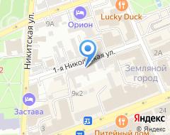 Компания Левша на карте города