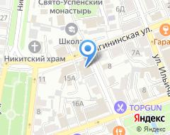 Компания Эркер на карте города
