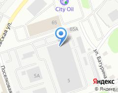 Компания Скв на карте города