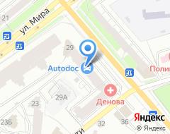 Компания Компания СМ на карте города