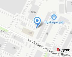 Компания СтройОптТорг на карте города