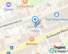 Компания ВладСтройПласт на карте города