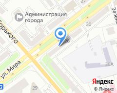 Компания АРТ-Ворота на карте города