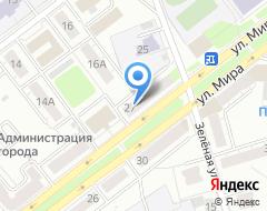 Компания Василиса на карте города