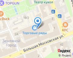 Компания Тренинговый центр Шпилевич Марии на карте города