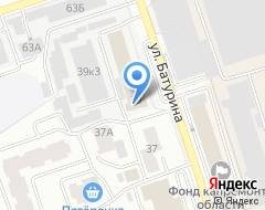 Компания Теплогаз на карте города
