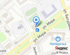 Компания Фонд капитального ремонта многоквартирных домов Владимирской области на карте города