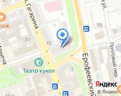 Компания ВладГеоКом на карте города