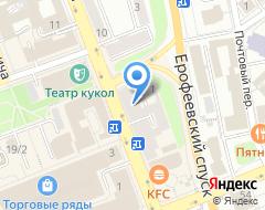 Компания Владоблжилкомхоз, ГУП на карте города