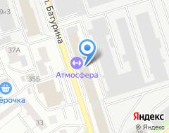 Компания A - Studia на карте города