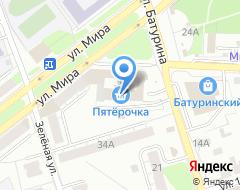 Компания Гипроагрохим на карте города