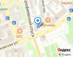 Компания Смета Владимир на карте города