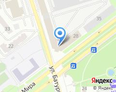 Компания Электроприбор-Недвижимость на карте города