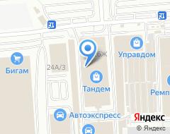 Компания Салон на карте города
