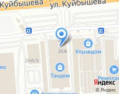 Компания Салон керамической плитки на карте города