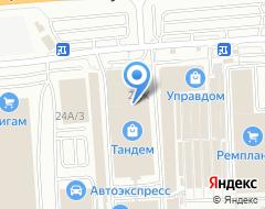 Компания Ключ585 на карте города