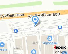 Компания БАУ-ДОМ на карте города