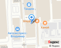Компания Крепмаркет на карте города