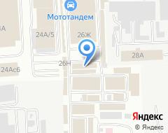 Компания СТРОЙШТАБ на карте города
