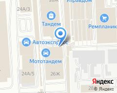 Компания Комфорт Строй на карте города