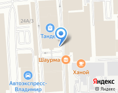 Компания Стройбат на карте города