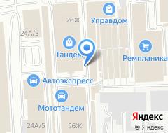 Компания Щит на карте города