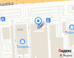 Компания Салон дверей на карте города