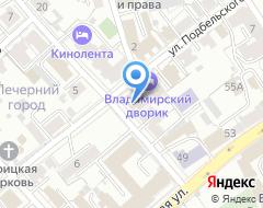 Компания Центр строительных систем на карте города