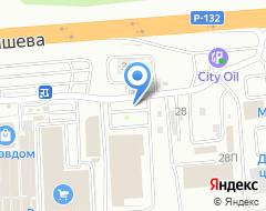 Компания ДревТехнология на карте города