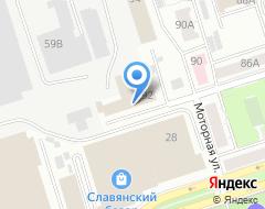 Компания Облстройзаказчик на карте города