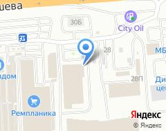 Компания Интер Гласс на карте города