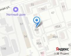 Компания СТРОЙКОМ на карте города