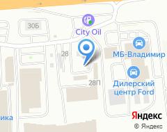 Компания Строительное подворье на карте города