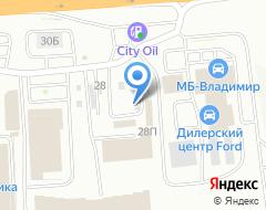 Компания Автокран-манипулятор на карте города