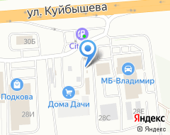 Компания МеталлоПрофиль на карте города