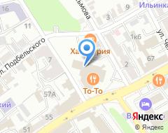 Компания Центр проектно-сметных работ на карте города