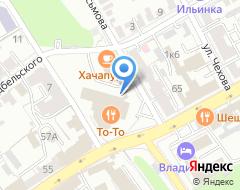 Компания Нерль на карте города